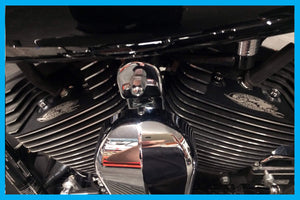 Harley DBC Engine Head Plate Covers Up to 2019