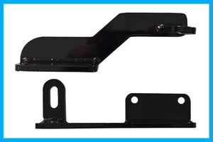 Harley BMF & Up Yours Performance Exhaust Mounting Bracket
