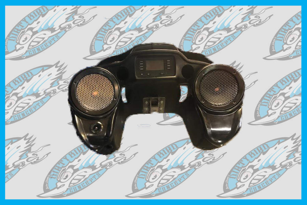 Harley Davidson Loud Road Glide Pods 8″ 2015 to 2019