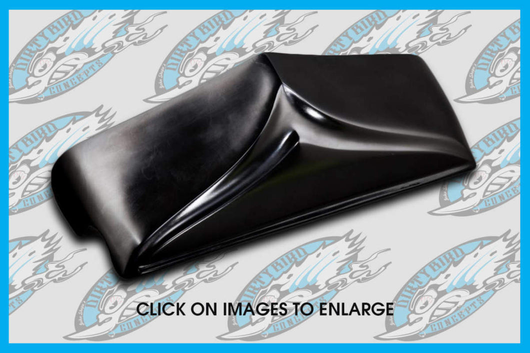 Harley Lower Fairing Cap Street Glide Electra Glide 2000 To 2019