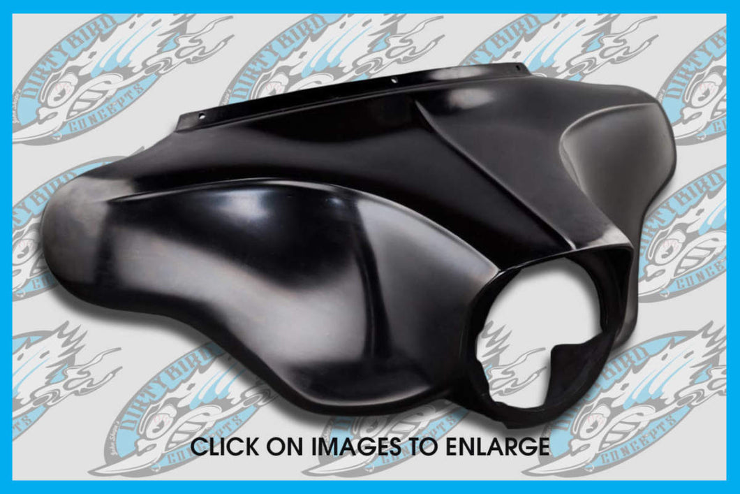 Harley Slick Prick Raked Street Glide Electra Glide Fairing Up To 2013