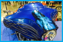 Load image into Gallery viewer, Harley Slick Prick Raked Street Glide Electra Glide Fairing Up To 2013