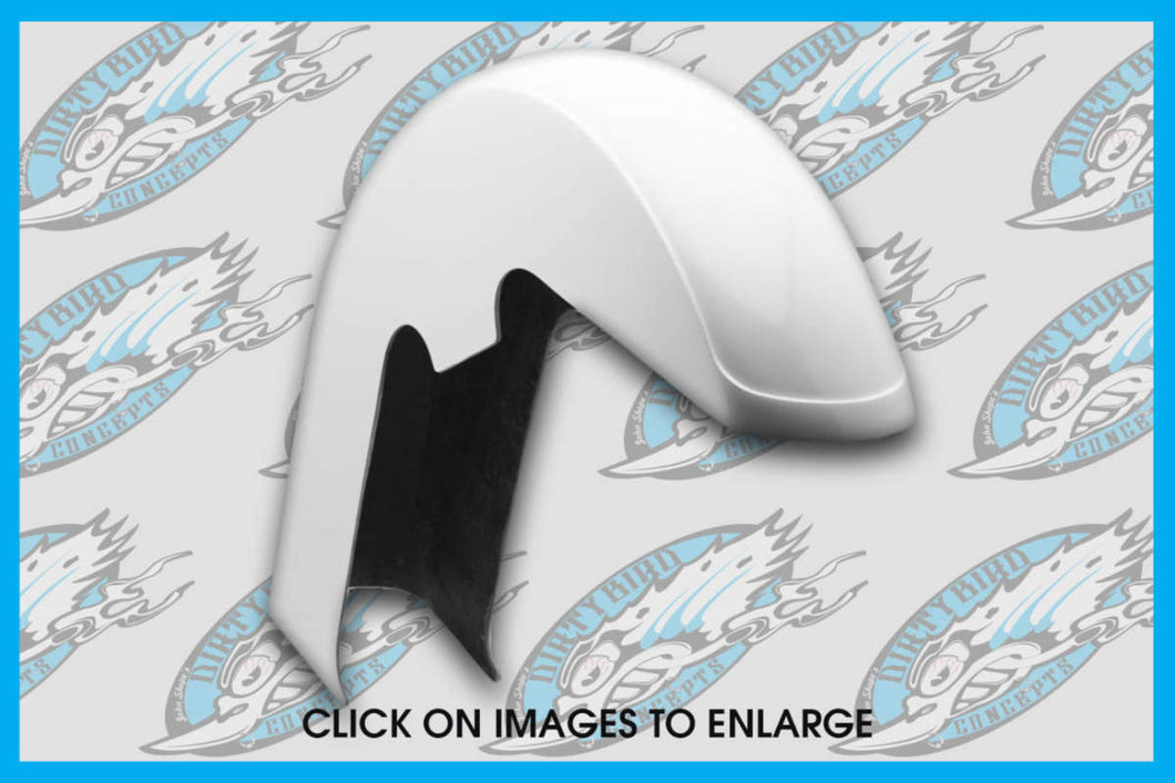 Harley Drop Top Front Fender 26″