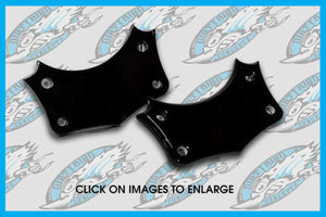 Harley Front Fender Mounting Blocks 2014 To 2019