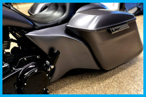 Harley Davidson Long Smooth Flow Pop On Side Filler Panels 2009 To 2019