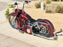 Load image into Gallery viewer, Harley Slick Softail Rear Fender 2001 to 2019