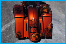 Load image into Gallery viewer, Harley Stretched Bags PPO/PA 4.5″ Up To 2013