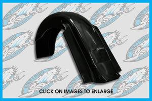 Harley Game Changer Smooth Rear Fender 4.5″ 1993 to 2008