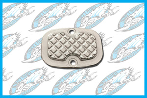 Harley Davidson Rear Master Cylinder Brake Cover The Loot Series 2005 to 2019