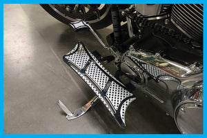 Harley Heel Toe Shifter Pad The Loot Series Up to 2019