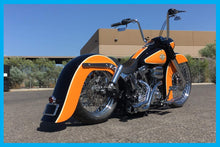 Load image into Gallery viewer, Harley The Mullet Fatboy Softail Rear Fender 2006 to 2017