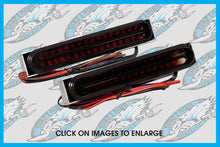 Load image into Gallery viewer, Harley Jaded Oval Integrated LED Tail Lights