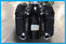 Load image into Gallery viewer, Harley Curved LED License Plate Frame