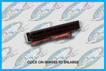 Load image into Gallery viewer, Harley Jaded Oval LED Tour Pack Tail Light
