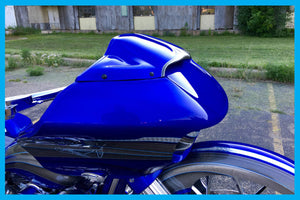Harley Fastback Road Glide Windshield Replacement Cap 2015 To 2019