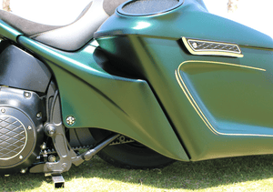 SOFTAIL SIDE COVERS