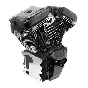 T143 BLACK EDITION LONG BLOCK ENGINE FOR SELECT 1999-'06 HD®
