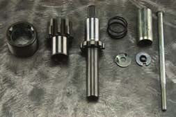 70-181   STARTER JACKSHAFT ASSEMBLIES. Fits Big Twin 1989 thru 1993, 9 tooth.