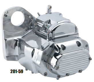 201-59  ULTIMA® 6-SPEED TRANSMISSIONS Polished