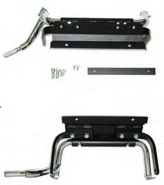 87-120 CENTER STAND FOR TOURING MODELS Chrome center stand for 99'-08' Touring models.