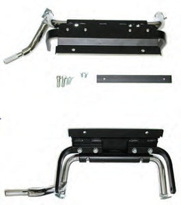 87-121 CENTER STAND FOR TOURING MODELS Chrome center stand for 09'-later Touring models.