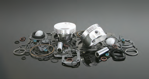 92-169 TWIN CAM 88 1550cc BIG BORE KIT 1999-06 (95 C.I.) KIT ALSO INCLUDES: COMPLETE TOP END GASKET KIT. NOTES: CYLINDER BORING REQUIRED