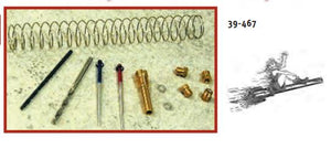39-416 YOST POWER TUBE KITS CV40 Master kit.