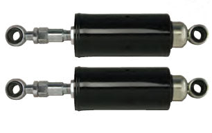 116-229 ULTIMA® SOFTAIL® STYLE SHOCKS - FXST 1989 THRU 1999 Black adjustable shocks