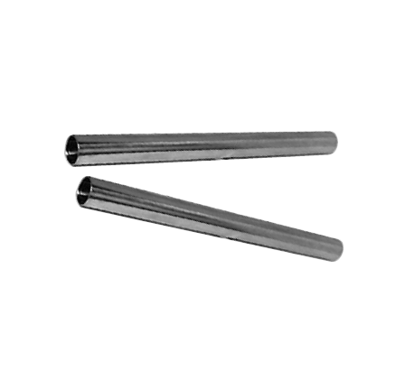 "38-314 HARD CHROME FORK TUBES stk. length, 20-7⁄8"" long"