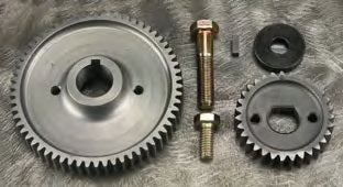 114-220 TC88™ CAM GEAR DRIVE INSTALLATION KITS Outer Drive Gears.