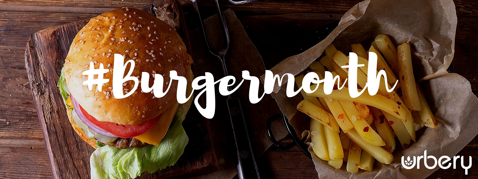 Urbery Burger Month