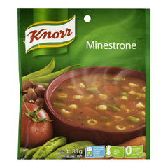 Knorr  Minestrone Soup 4 serves-83g  - Urbery