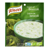 Knorr  Cream of Broccoli Soup 4 serves-52g