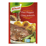 Knorr  Five Pepper Classic Sauce Mix 41g