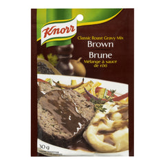 Knorr  Brown Classic Roast Gravy Mix 30g  - Urbery