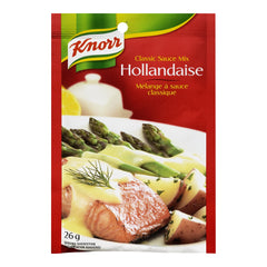 Knorr Hollandaise Classic Sauce Mix 26g  - Urbery