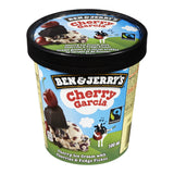 Ben & Jerry's Cherry Garcia Ice Cream 500ml