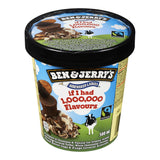 Ben & Jerry's Barenaked Ladies If I had 1,000,000 Flavours Ice Cream 500ml