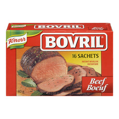 Knorr Bovril Beef Sachets 80g  - Urbery