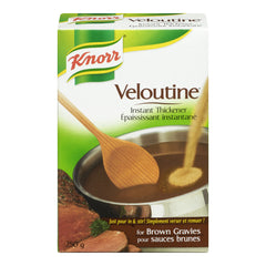 Knorr Veloutine Brown Gravy Instant Thickener 250g  - Urbery