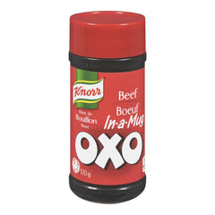 Knorr Oxo Beef In-A-Mug Bouillon Mix 170g  - Urbery