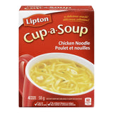 Knorr Lipton Cup-a-Soup Chicken Noodle Instant Soup Mix 4 Packs-58g