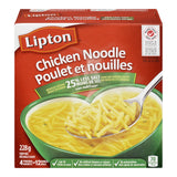 Knorr Lipton  Chicken Noodle Soup Mix 4 Pouches-228g