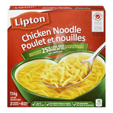 Knorr Lipton  Chicken Noodle Soup Mix 2 Pouches-114g