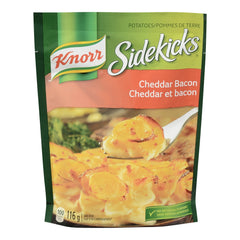Knorr Sidekicks Cheddar Bacon Potatoes 116g  - Urbery