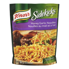 Knorr Sidekicks Asian Honey Garlic Noodles 162g  - Urbery