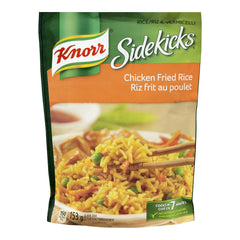 Knorr Sidekicks Chicken Fried Rice 153g  - Urbery