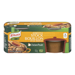 Knorr  Chicken Homestyle Stock 132g  - Urbery
