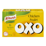 Knorr Oxo Chicken  16 Sachets 72g