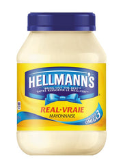 Hellmanns Real Mayonnaise 890Ml  - Urbery